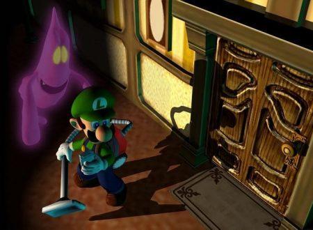 Luigi's Mansion: pubblicati dei nuovi screenshots della versione 3DS