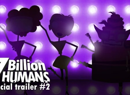 7 Billion Humans: pubblicato un nuovo trailer, presto la data di uscita su Nintendo Switch