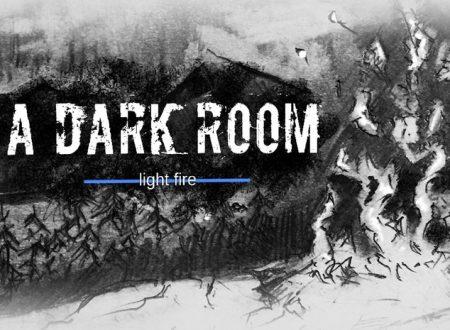 A Dark Room: il titolo è in arrivo nei prossimi mesi sull'eShop di Nintendo Switch