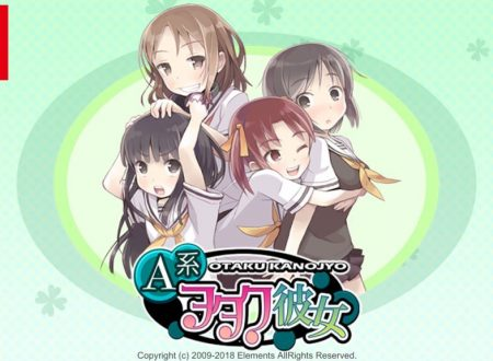 A-Kei Otaku Kanojo: la visual novel è ufficialmente in arrivo su Nintendo Switch