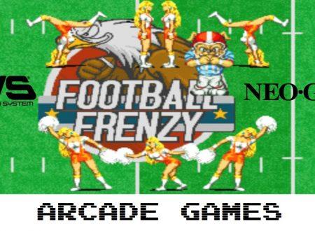 ACA NEOGEO Football Frenzy, il titolo in arrivo il prossimo 30 agosto sull'eShop europeo di Nintendo Switch