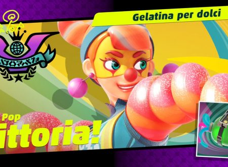 ARMS: Lola Pop è la vincitrice del quattordicesimo Party Crash: Gelatina per Dolci