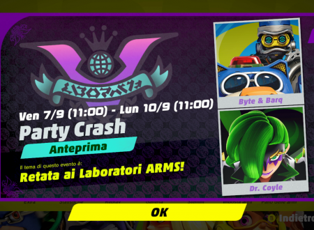 ARMS: svelato il quindicesimo Party Crash: Retata ai laboratori ARMS, Byte & Barq vs. Dr. Coyle