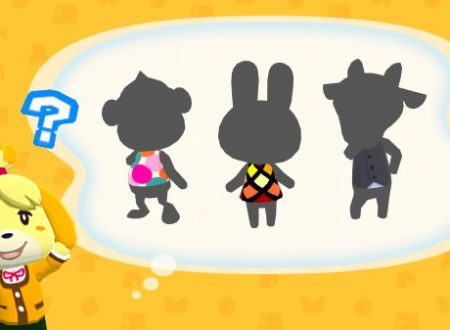 Animal Crossing: Pocket Camp, mostrati tre nuovi animali in arrivo nel titolo