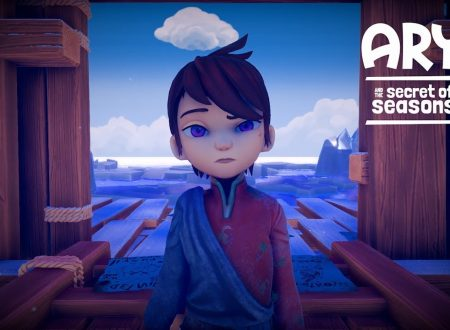 Ary and the Secret of Seasons, il titolo è ufficialmente in arrivo su Nintendo Switch