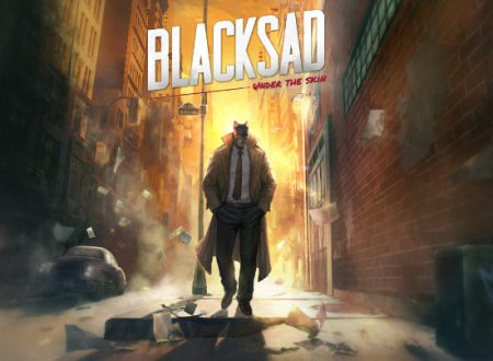 BLACKSAD: Under the Skin, pubblicato un nuovo teaser trailer per il titolo