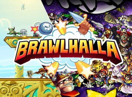 Brawlhalla: il titolo è in arrivo il 6 novembre sull'eShop di Nintendo Switch