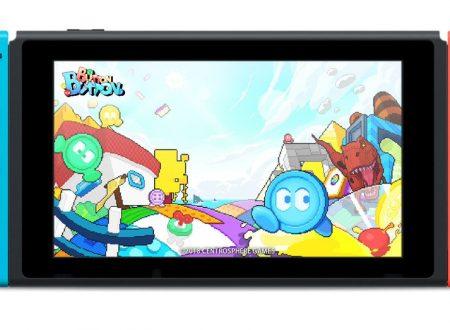 Button Button: il platformer è in arrivo prossimamente su Nintendo Switch