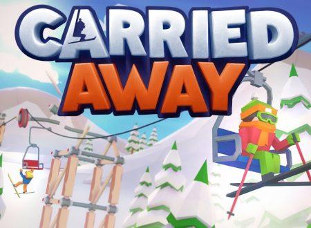 Carried Away: il titolo è in arrivo a inizio del 2019 sull'eShop di Nintendo Switch