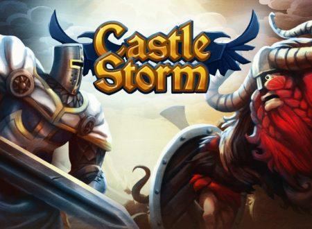 CastleStorm: pubblicato il trailer di lancio del titolo su Nintendo Switch