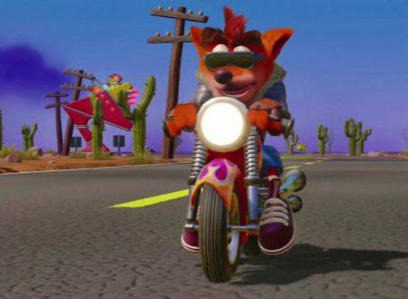 Crash Bandicoot N. Sane Trilogy ancora primo negli UK, podio anche per Mario Kart 8 Deluxe