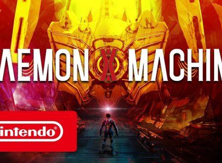 Daemon X Machina, pubblicato un nuovo trailer del titolo dal Gamescom 2018