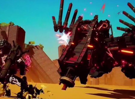 Daemon X Machina, pubblicato un video gameplay dal Red Cube del Gamescom 2018