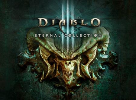 Diablo III: Eternal Collection, pubblicato un nuovo video gameplay dal Gamescom 2018