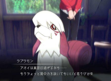 Digimon Survive: pubblicati dei nuovi screenshots dedicati al titolo