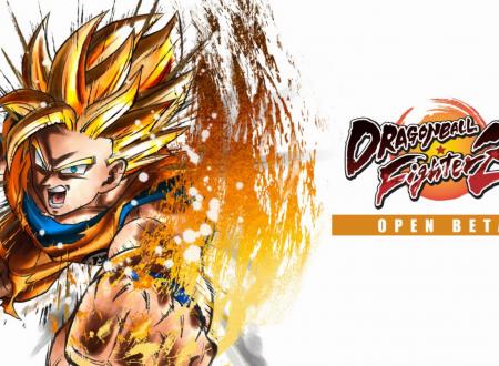 Dragon Ball FighterZ: ora disponibile la Open Beta per il download su Nintendo Switch