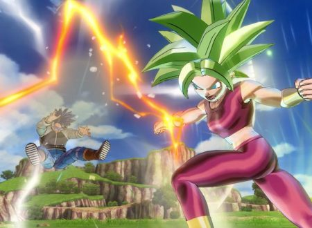 Dragon Ball Xenoverse 2: l'Extra Pack 3 è in arrivo il 28 agosto su Nintendo Switch