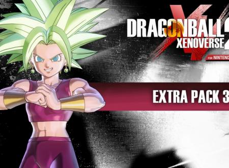 Dragon Ball Xenoverse 2: uno sguardo in video a Kefla e Super Baby Vegeta dall'Extra Pack DLC 3