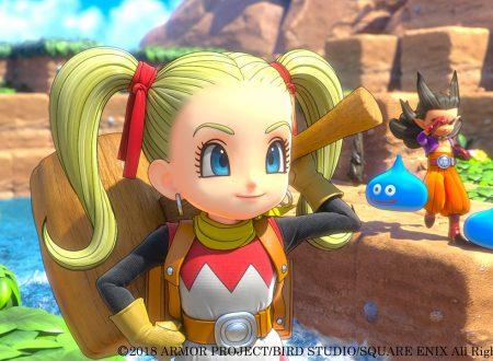 Dragon Quest Builders 2: pubblicati dei nuovi screenshots del titolo