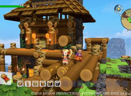 Dragon Quest Builders 2: rivelata la presenza della Materials Island