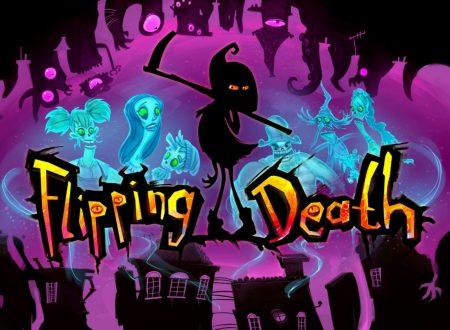Flipping Death: uno sguardo in video al titolo dai Nintendo Switch europei