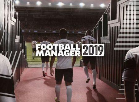 Football Manager 2019: il titolo è ufficialmente in arrivo su Nintendo Switch