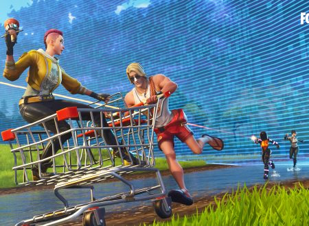 Fortnite: ora disponibile la versione 5.20 del titolo sui Nintendo Switch europei