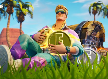 Fortnite: ora disponibile la versione 5.30 del titolo sui Nintendo Switch europei