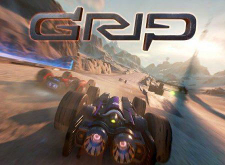 GRIP: il titolo è in arrivo il 6 novembre sull'eShop di Nintendo Switch