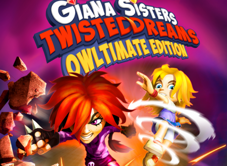 Giana Sisters: Twisted Dreams – Owltimate Edition, il titolo è ufficialmente in arrivo su Nintendo Switch