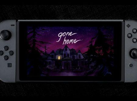 Gone Home: il titolo è in arrivo il 23 agosto sull'eShop di Nintendo Switch