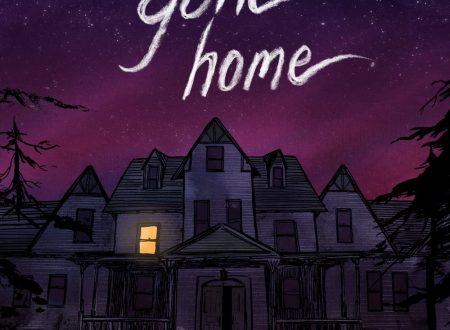 Gone Home: il titolo è ora in arrivo il 6 settembre sull'eShop di Nintendo Switch