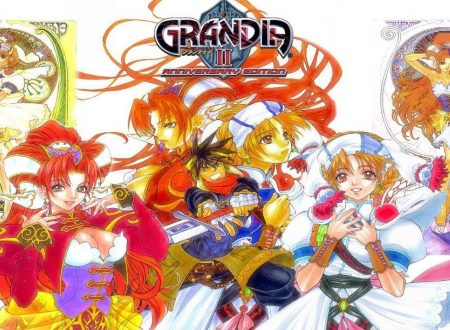 Grandia + Grandia II HD Remaster, i due titoli saranno disponibili in inverno su Nintendo Switch
