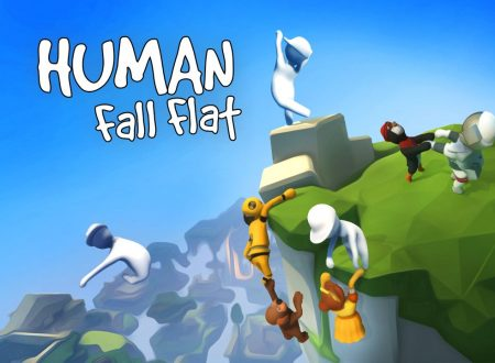 Human: Fall Flat, il multiplayer online è ora disponibile su Nintendo Switch