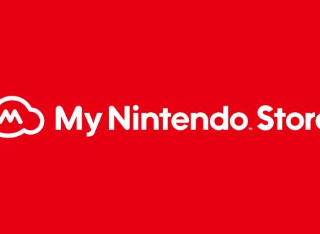 I voucher del nuovo My Nintendo Store sono ora disponibili sul sito ufficiale