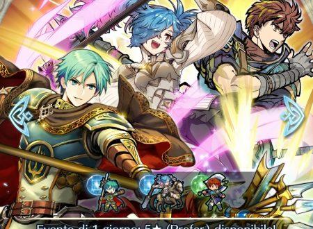 Fire Emblem Heroes: il titolo aggiornato alla versione 2.8.0, disponibile la preferenza evocazione giornaliera 8; eroi con Mina Dif.