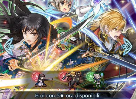 Fire Emblem Heroes: disponibile la preferenza evocazione: eroi con Aura di Drago