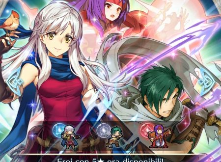 Fire Emblem Heroes: la battaglia legame, Micaiah e Sothe e la preferenza evocazione sono ora disponibili