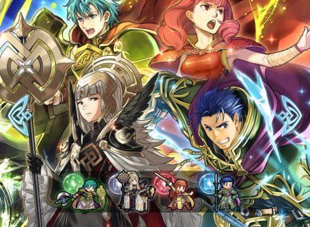 Fire Emblem Heroes: disponibili i nuovi eroi: Ecco gli impavidi, assieme alla preferenza evocazione