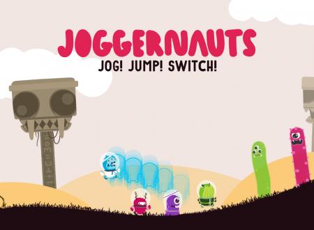 Joggernauts: il titolo è in arrivo nelle prossime settimane sull'eShop di Nintendo Switch