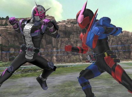 Kamen Rider: Climax Scramble Zi-O: mostrati i primi screenshots del titolo