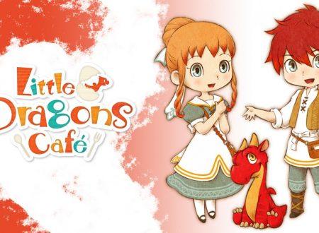Little Dragons Café: il titolo è in arrivo il 21 settembre sui Nintendo Switch europei