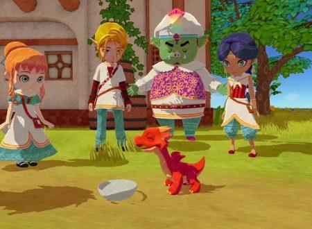 Little Dragons Café: pubblicato un nuovo trailer in occasione del lancio americano