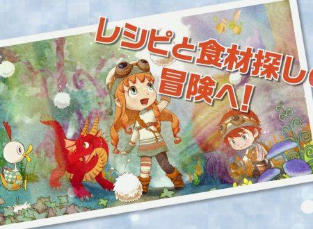 Little Dragons Cafe: pubblicato un nuovo trailer giapponese sul titolo