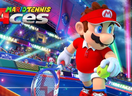 Mario Tennis Aces: la versione 1.2.0 è ora disponibile sui Nintendo Switch europei