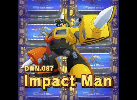 Mega Man 11: rivelata la presenza di un nuovo Robot Master, Impact Man