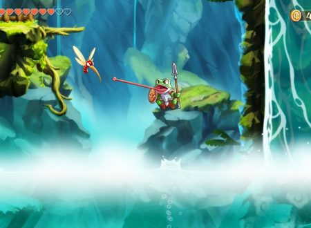 Monster Boy and the Cursed Kingdom, pubblicati dei nuovi screenshots sul titolo