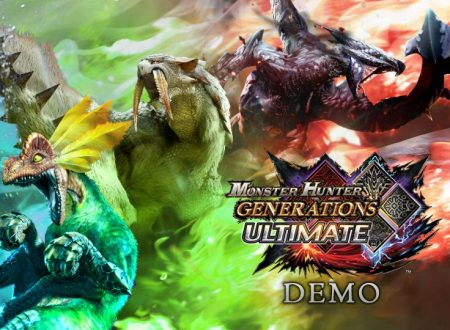 Monster Hunter Generations Ultimate: una demo è in arrivo il 16 agosto sui Nintendo Switch europei