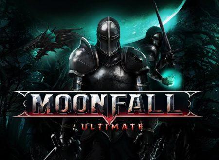 Moonfall Ultimate: il titolo è in arrivo il 4 settembre sull'eShop di Nintendo Switch