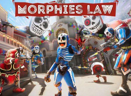 Morphies Law: il titolo sarà presto aggiornato alla versione 1.0.2 su Nintendo Switch